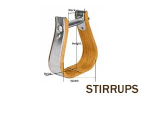 Saddle Stirrups