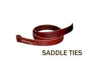 Saddle Ties