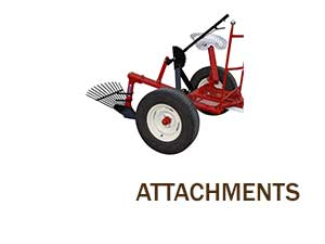 Equipment Attachments