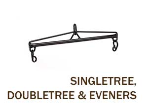Singletrees, Doubletrees & Eveners