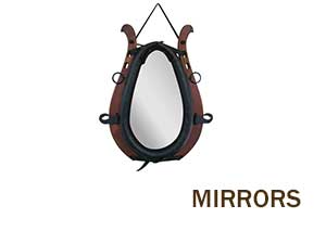 Harness Collar Mirror